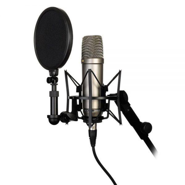 מיקרופונים להקלטה